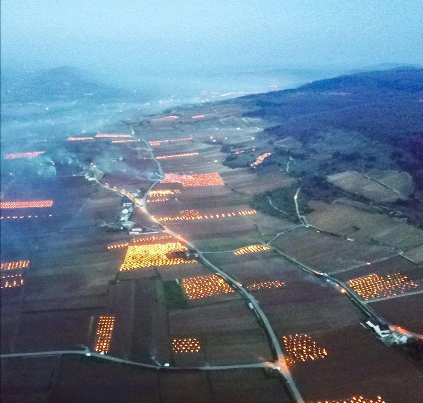 Bourgogne Vuurpotten